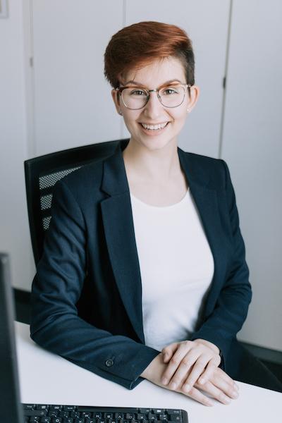 Christina Kiermaier, Notarfachangestellte