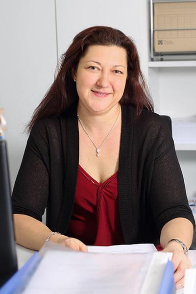 Olga Veith, Notarangestellte/Ausfertigung